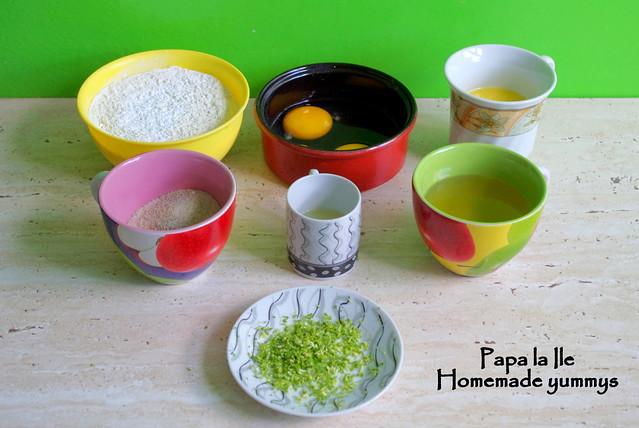 Madlene cu miere si lime (2)