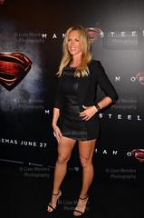 Superman: Man of Steel Premiere - Annalise Braakensiek