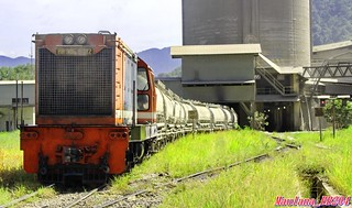 Switch activity of cement train