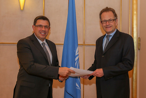 NEW PERMANENT OBSERVER OF PARTNERS IN POPULATION AND DEVELOPMENT PRESENTS LETTER OF NOMINATION