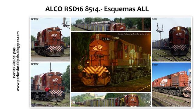 ALCO RSD16 8514 ANTES Y DESPUES