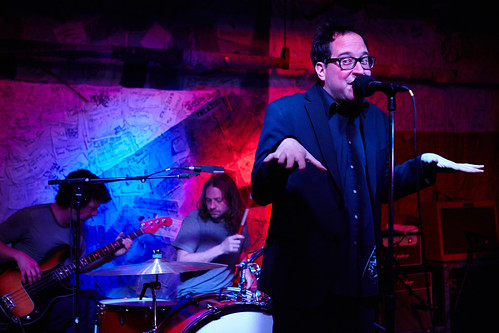 The Hold Steady at Hill Country BBQ