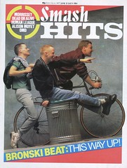 Smash Hits, June 21, 1984