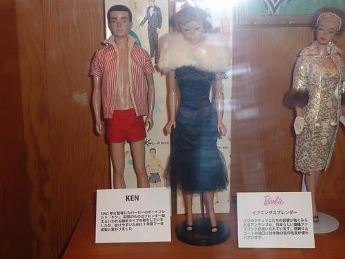 ケンとバービー