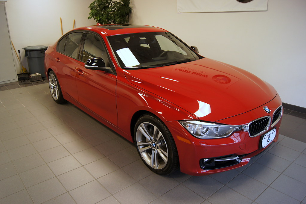 Introducing Myself - And My Melbourne Red 2013 335i Sport