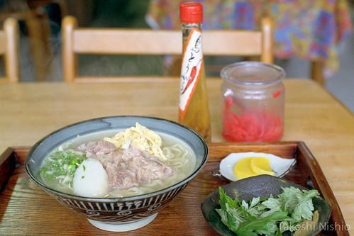 一本松すば(大) / Ipponmatsu noodle (Large)
