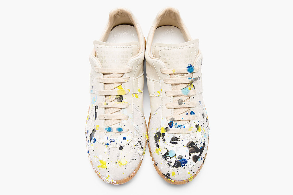 maison-martin-margiela-light-grey-paint-splattered-sneaker-1