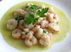Simple shrimp - Food From Portugal