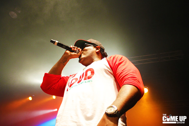 The Lox @ Sound Academy May 6 2014 Toronto