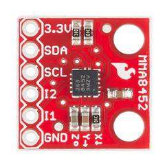 Triple Axis Accelerometer Breakout - MMA8452Q
