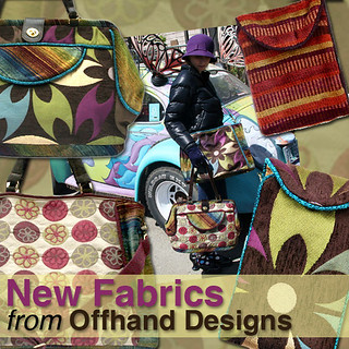 New Offhand Designs Fabrics