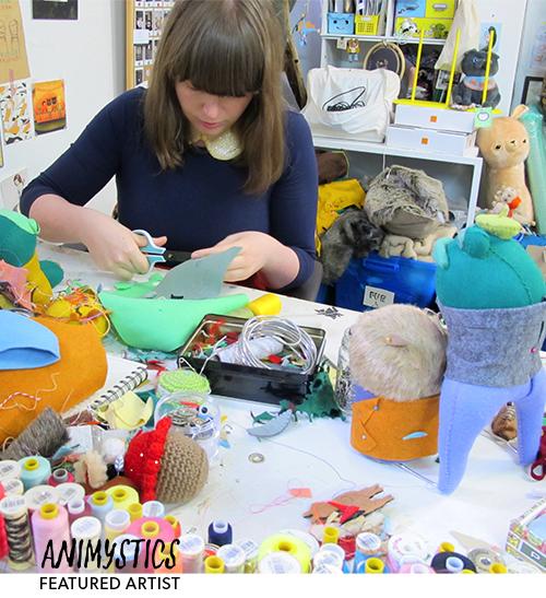 Featured Artist Cat Rabbit