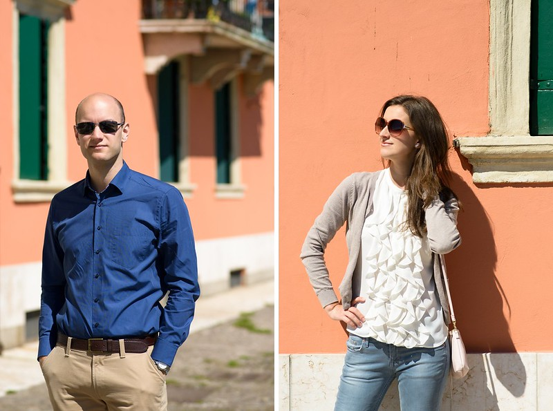 sunny days in Verona