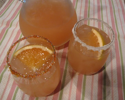 Grapefruit Margaritas