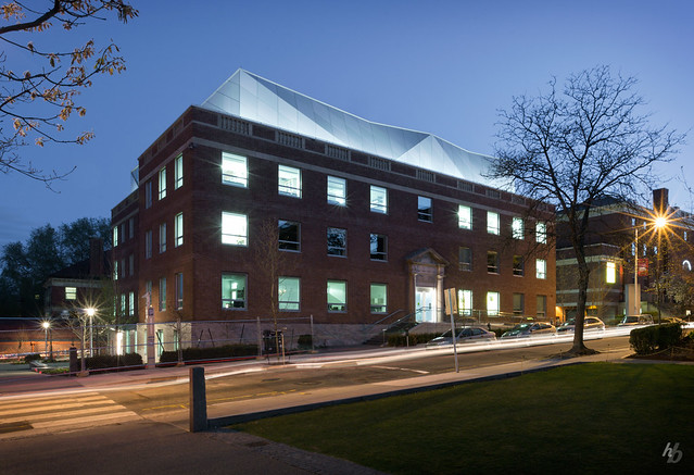Building for Environmental Research & Teaching