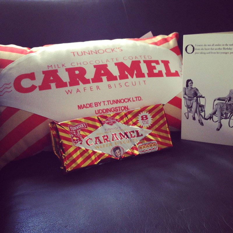tunnockscaramelcushion