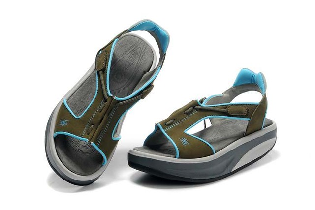 Womens MBT Staka Sandals