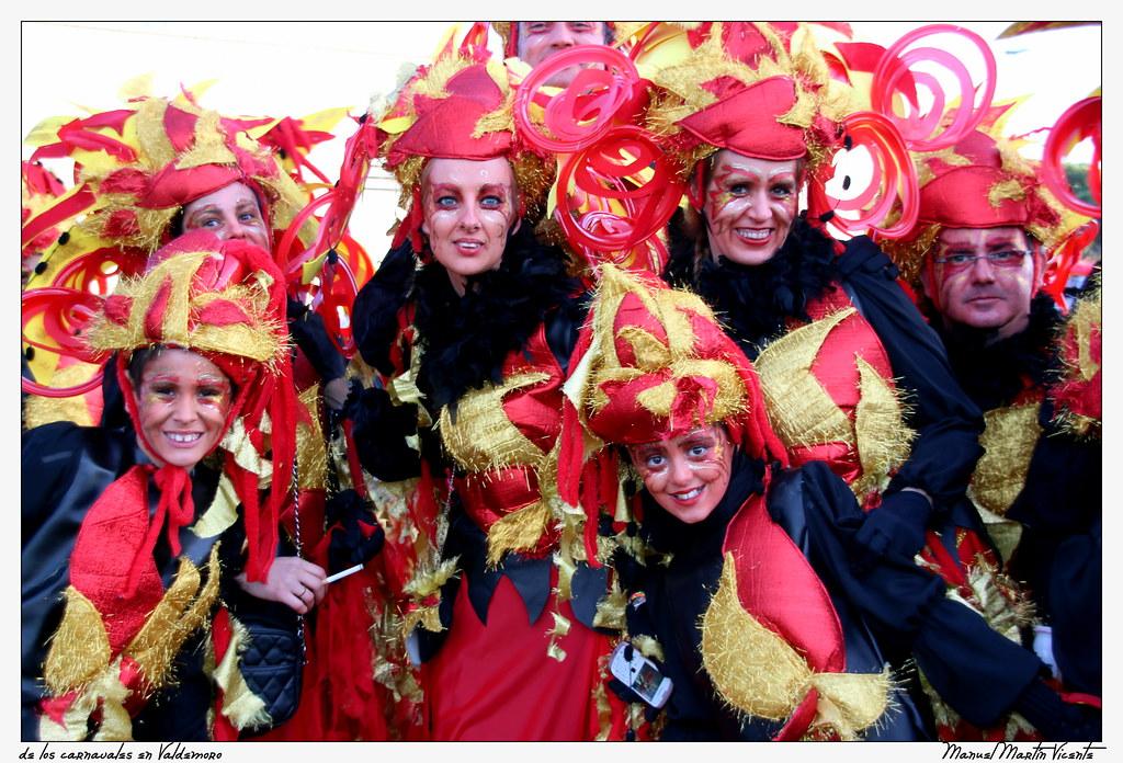 Carnavales en Valdemoro