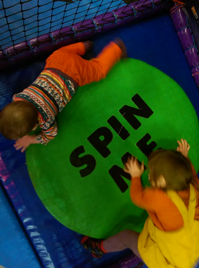 Spin me