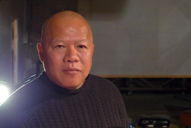 Soirée lecture avec Yu Jian - 23 octobre 2014 - 05
