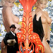 Seara (sea rabbit) and Dr. Takeshi Yamada visited the art exhibition of Jeff Koons (Ron Jeremy of art world) at the Whitney Museum of American Art in Manhattan, NY on October 10, 2014. 289===C2. Erotic art. nudity. topless. breasts, pin-up girl. Elvis