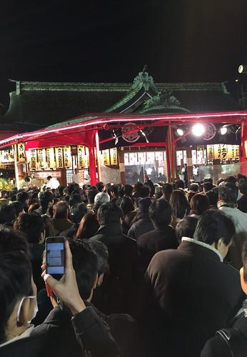 2015.1.9宵戎(今宮戎)