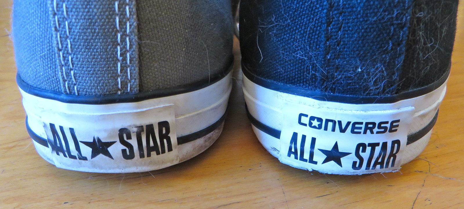 "1dbecd9c95368a Can t say I m in love with this change. Why bother to add ""Converse""  Like"