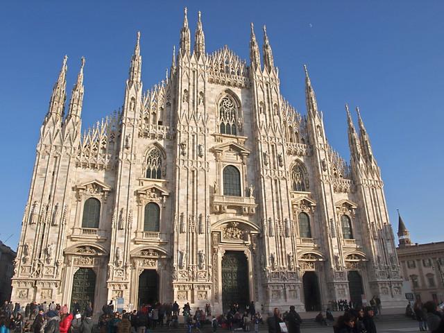 El Duomo, Milan