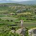 Overlooking the Tlacolula Valley por Thomas Roland