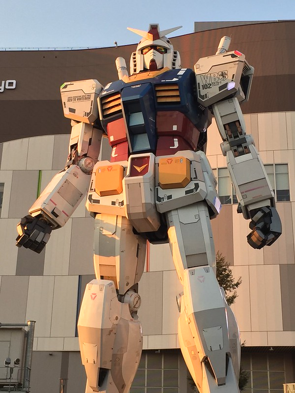 Odaiba (Gundam) - 122