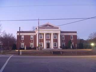 McCormick County Courthouse,January 19,2015