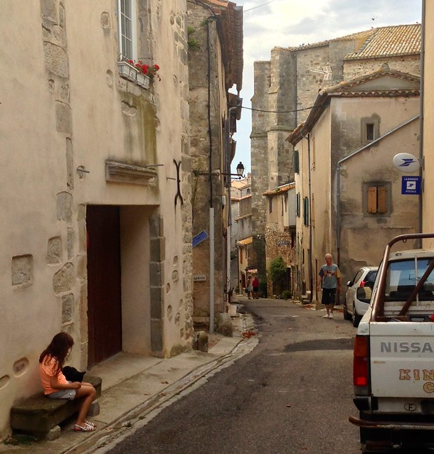 Streets of Montolieu