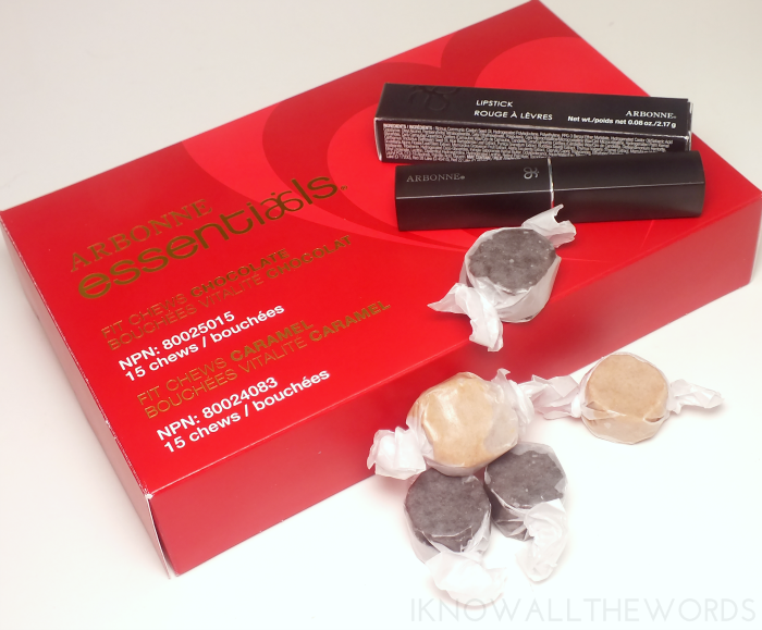 arbonne valentines day 2015- fit chews  (2)