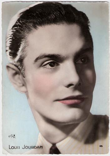 Louis Jourdan (1921-2015)