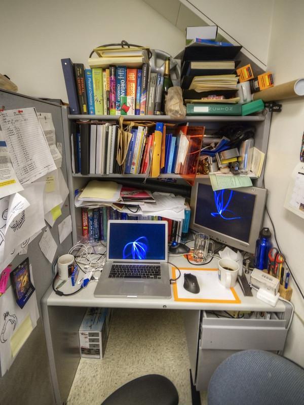 Graduate Student Workspace