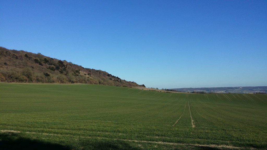 North Downs near Coldrum #Wealdway #sh