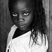 Kenya, girl on Rusinga Island by Dietmar Temps