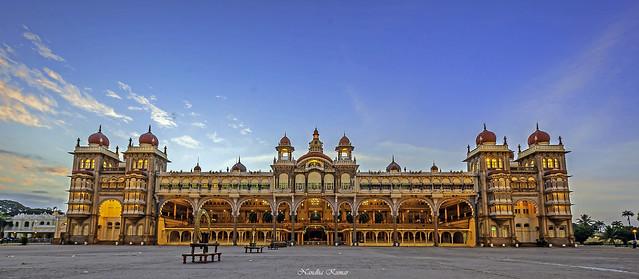 Mysore Palce
