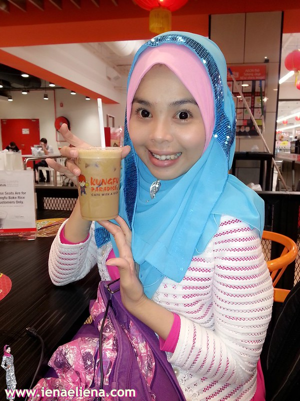 Stylo Coffee (Iced) - RM 6.90