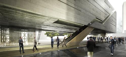 Concurso Público de Anteproyecto Arquitectónico, para el Diseño de la Nueva Cinemateca Bogotá