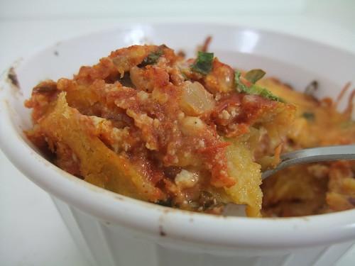 Tofu Tortilla Casserole