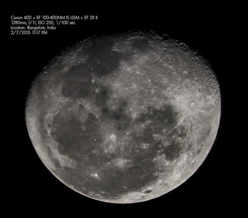 moon bangalore 400mm nagarajuhanchanahal