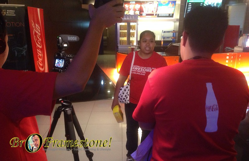 Blogger Nannie Isa Interview Coca-Cola Zero