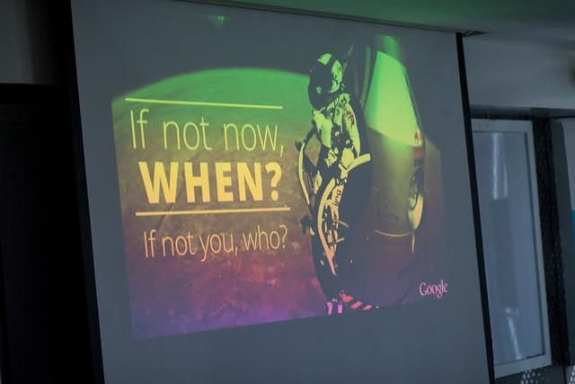 google workshop in penang