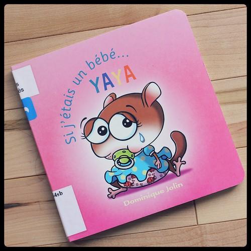 littérature jeunesse Si j'étais un bébé yaya