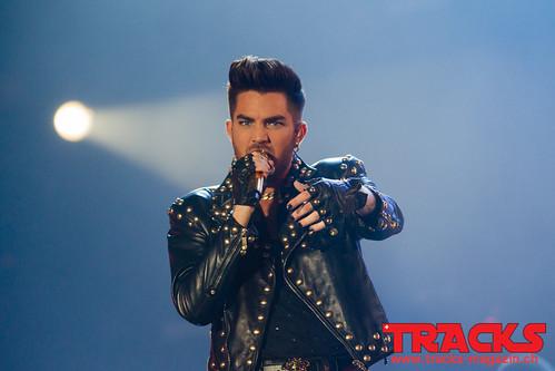 Queen ft. Adam Lambert @ Hallenstadion - Zurich