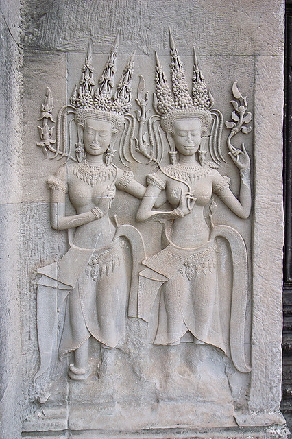 2007092106 - Angkor Wat(Devata)