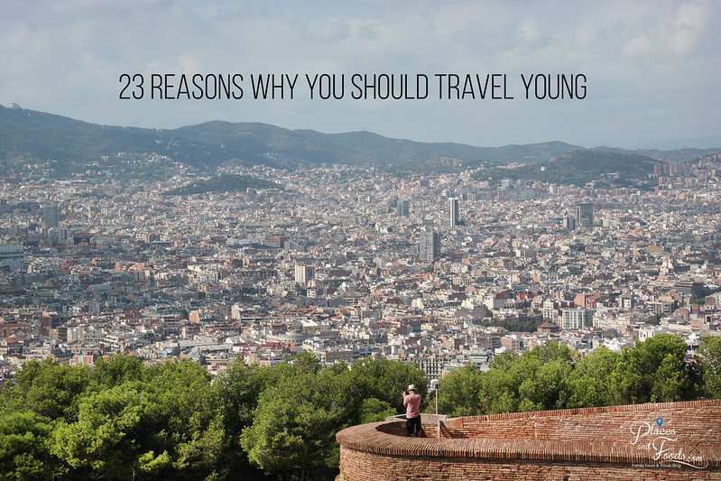 23 Reasons Why You Should Travel Young
