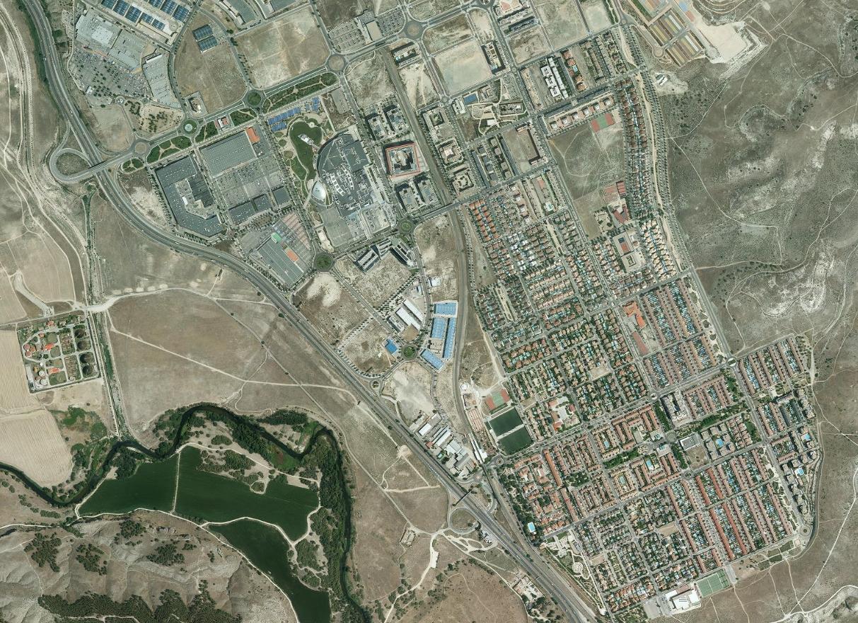 rivas-vaciamadrid, madrid, chaletes comunistas, después, urbanismo, planeamiento, urbano, desastre, urbanístico, construcción, rotondas, carretera