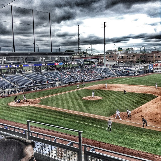 Baseball at ONEOK Field